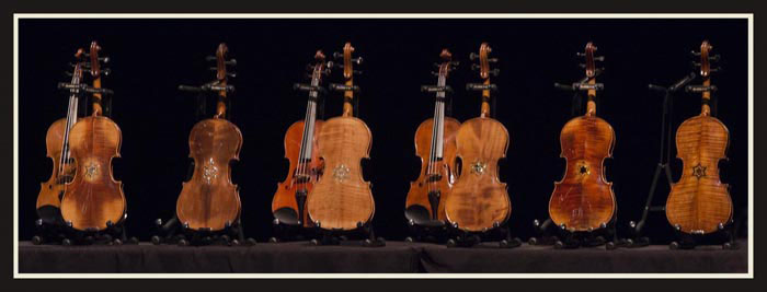 Exhibitions of Violins